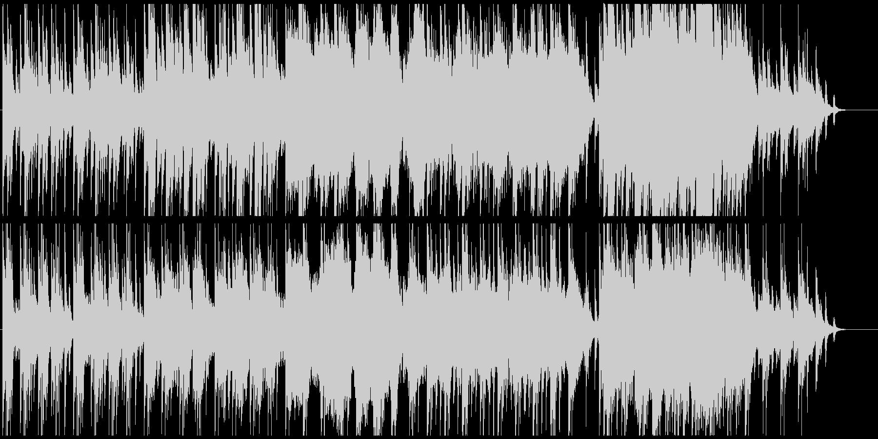 和風_004の未再生の波形