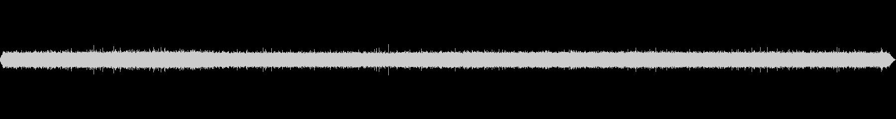 滝音~小さめの滝 2 遠めから【生録音】の未再生の波形