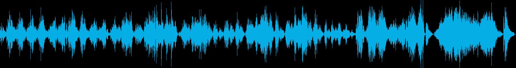 ショパン:華麗なる大円舞曲(ピアノソロ)の再生済みの波形