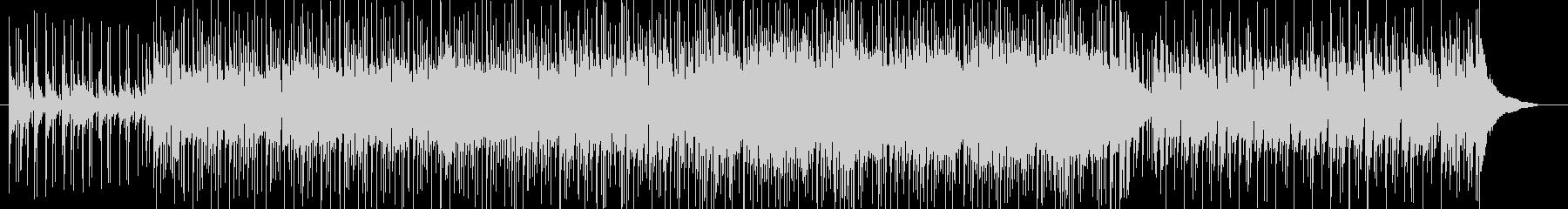 ボサノバっぽいピアノ ギターの未再生の波形