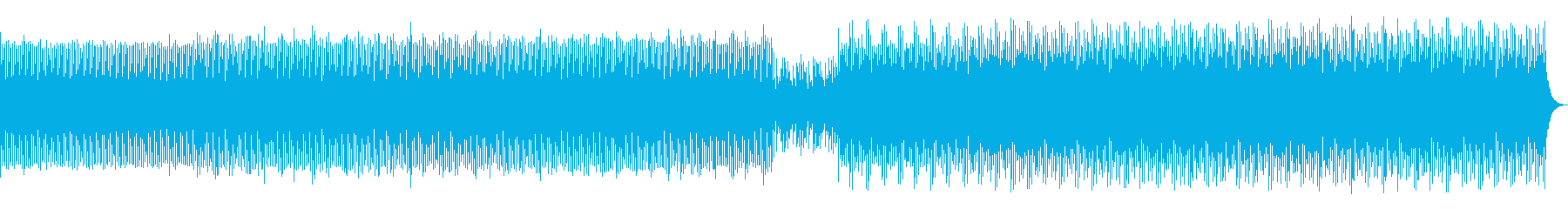 オープニング・プレゼン・軽快・ポップスの再生済みの波形