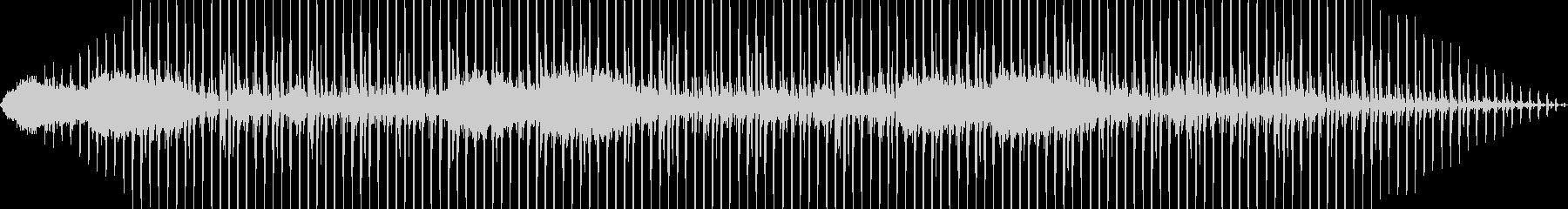 Electro、Instrumen...の未再生の波形
