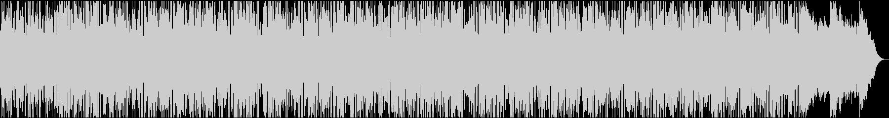 UKロック風インストの未再生の波形