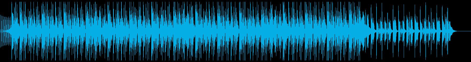 k-POP、洋楽、ヒップホップ cの再生済みの波形