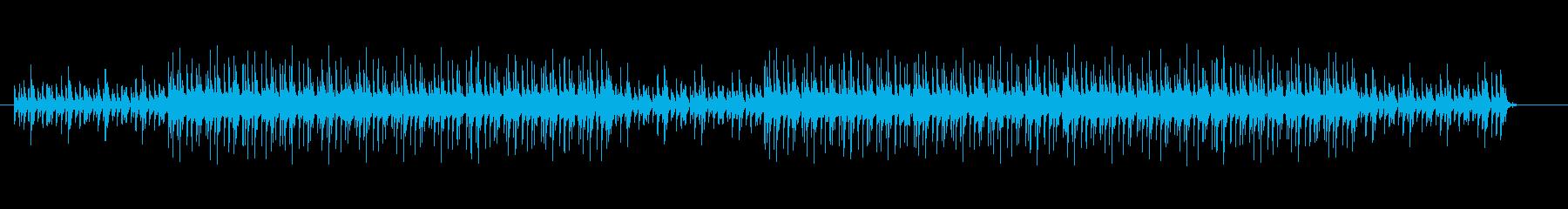 ワールド・ミュージック系の再生済みの波形