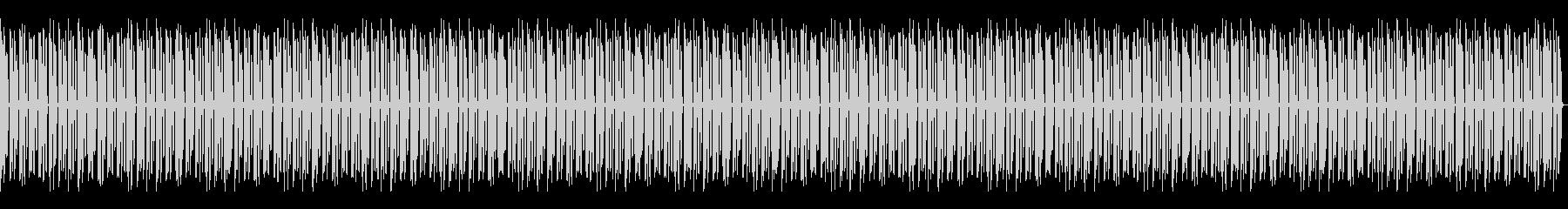 知育・おもちゃ・パズル・日常ピアノ56Lの未再生の波形