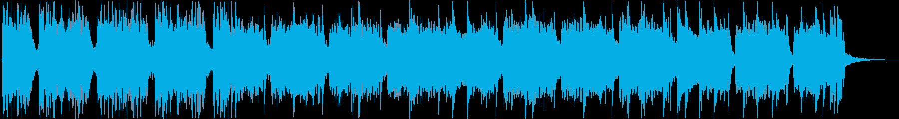 男気溢れるハードロック調イントロの再生済みの波形