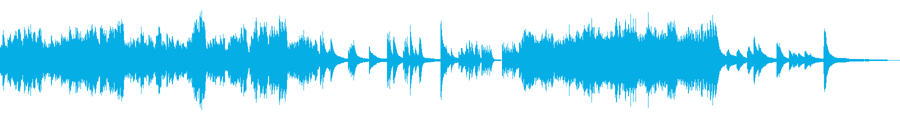 「思考」の質を備えた、情熱的な低音...の再生済みの波形