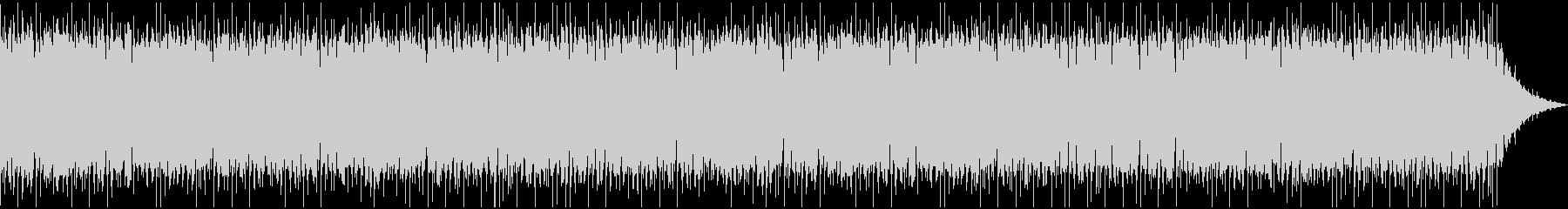 勢いのあるケルト音楽の未再生の波形