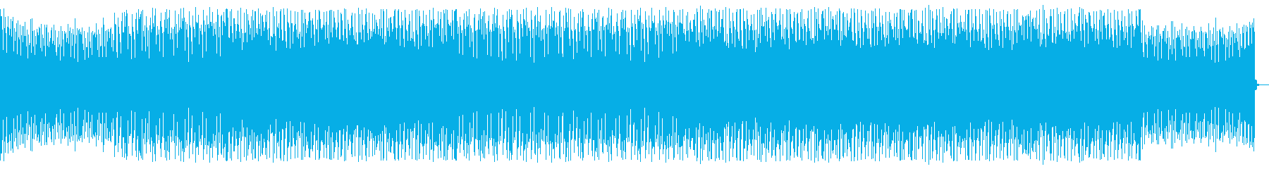 機械の世界。テクノ。の再生済みの波形