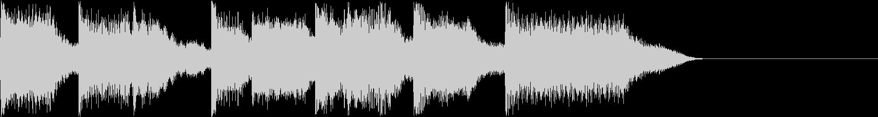 AI メカ/ロボ/マシン動作音 33の未再生の波形