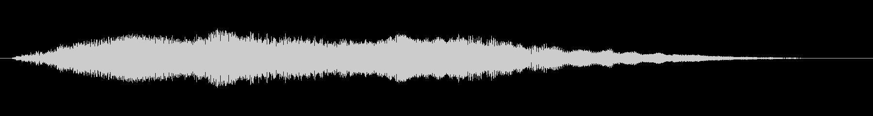 工業 ソフトメタルきしみシンセ01の未再生の波形