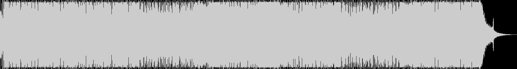 かわいいノリの良いEDM ロングの未再生の波形