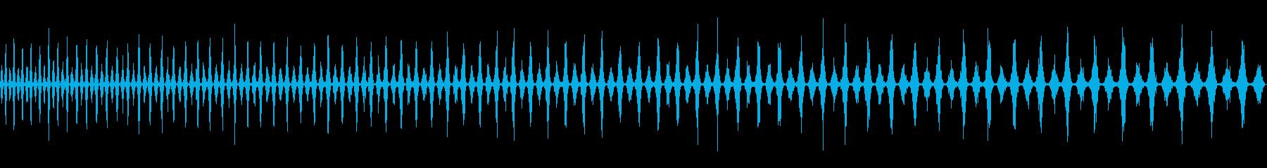 トーンチャッターモータースピンダウ...の再生済みの波形