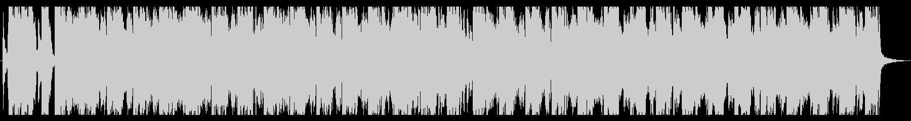 マイナーな雰囲気のロック_No390_5の未再生の波形