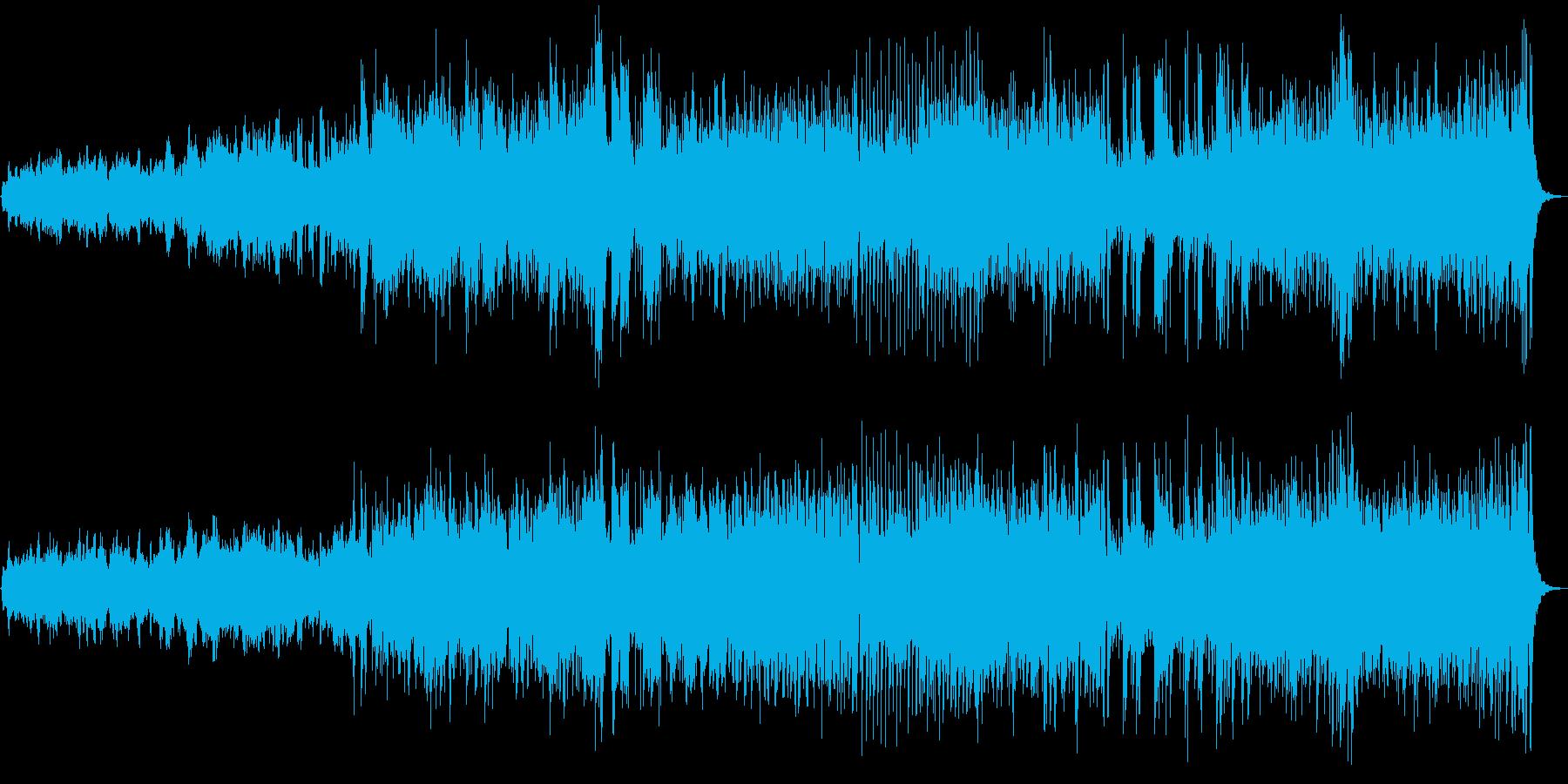アイスランド民謡を生ヴァイオリンで<2>の再生済みの波形