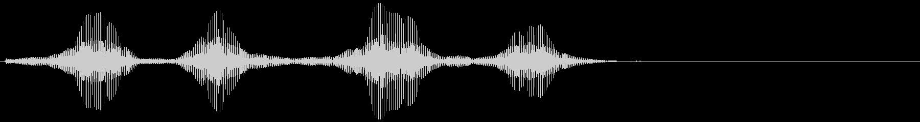 バリトンサックス:ワーブリートリル...の未再生の波形