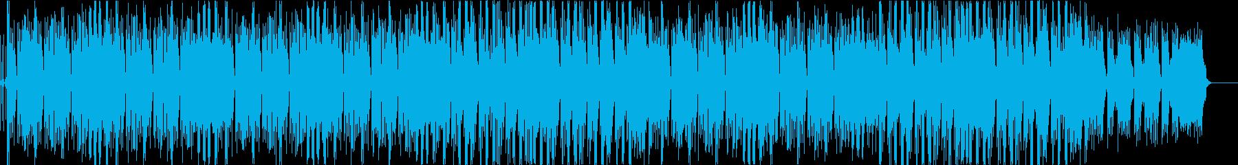 企業VP Future Bass cの再生済みの波形