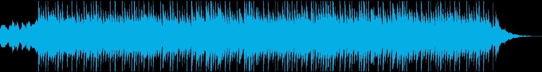 電子アンビエントトラックは、無限で...の再生済みの波形