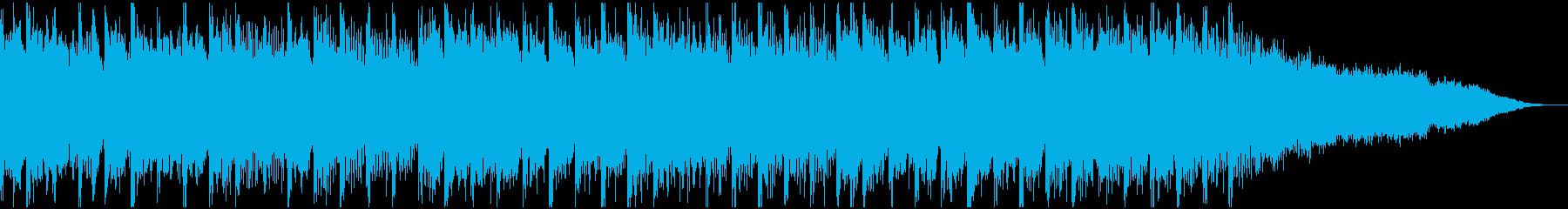 企業VP,コーポレート,さわやか,30秒の再生済みの波形