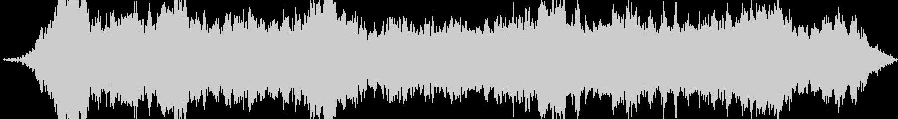 ドローン アースドローン01の未再生の波形