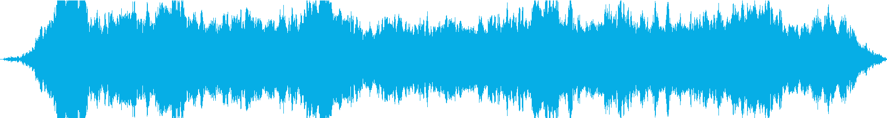 ドローン アースドローン01の再生済みの波形
