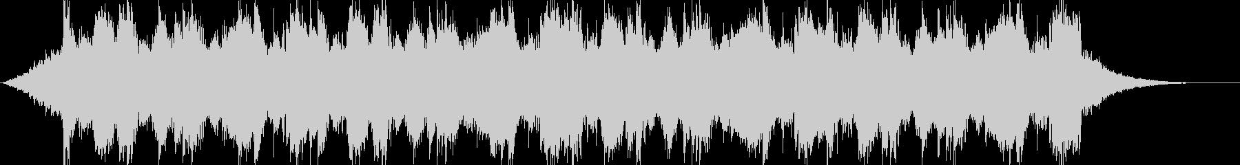 シネマティック01・壮大・ハリウッドS2の未再生の波形