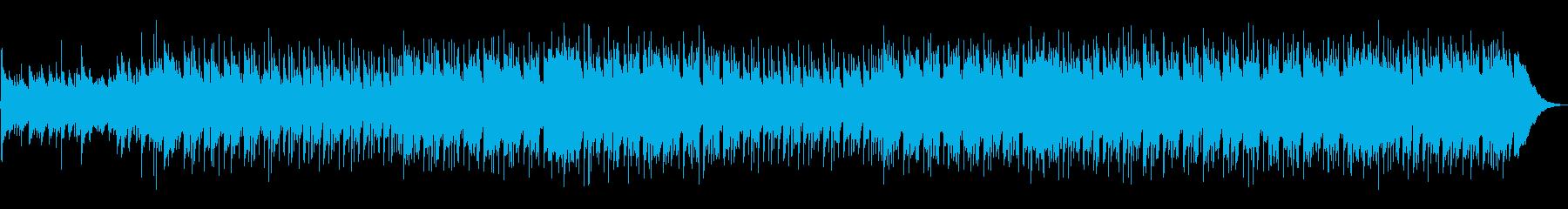 70年代のアメリカっぽいフォークロックの再生済みの波形