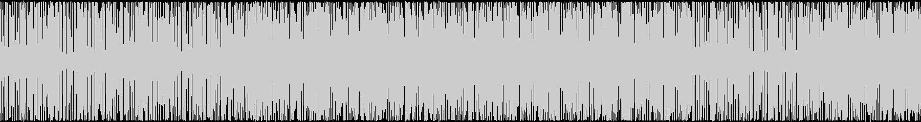 哀愁漂うバブル期の定番ディスコの未再生の波形