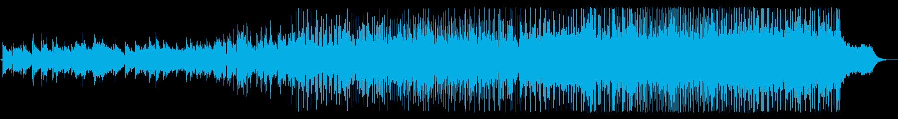 感動的で感傷的な、ナイロン製のエレ...の再生済みの波形