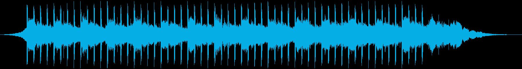 イベントコーポレート(ショート)の再生済みの波形