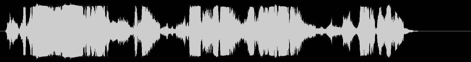 オートバイモトクロス; 125 C...の未再生の波形