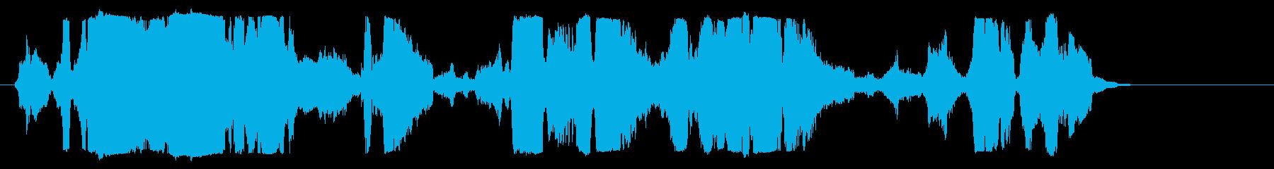 オートバイモトクロス; 125 C...の再生済みの波形