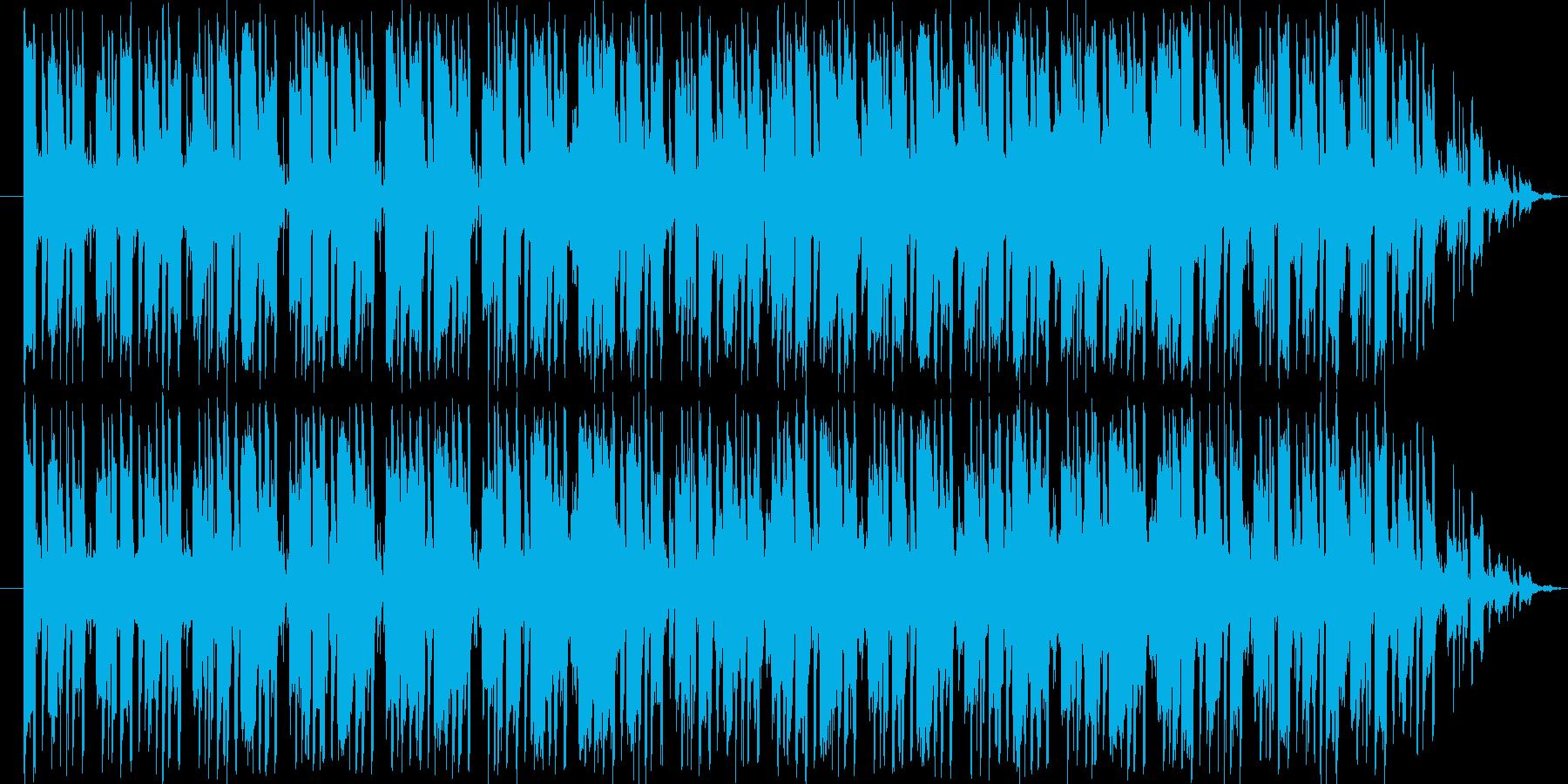 ピラミッドに侵入しているイメージです。の再生済みの波形