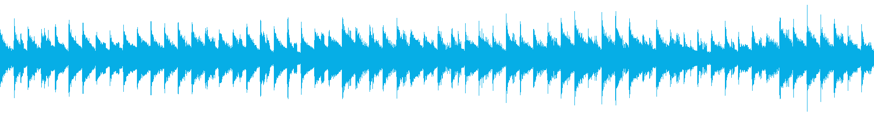 ループ[ニュース報道]無機質:12の再生済みの波形