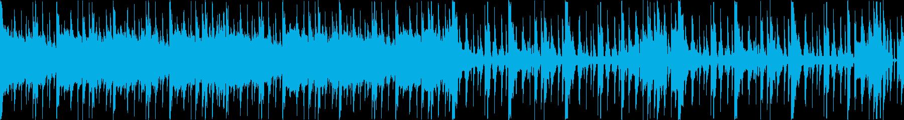 【メロなし・ループ】和楽器ヒップホップの再生済みの波形