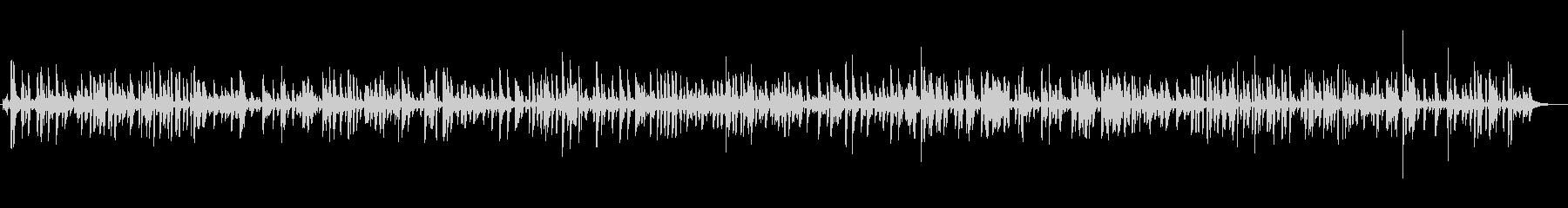 BGM|お洒落なジャズピアノ|店舗・映像の未再生の波形