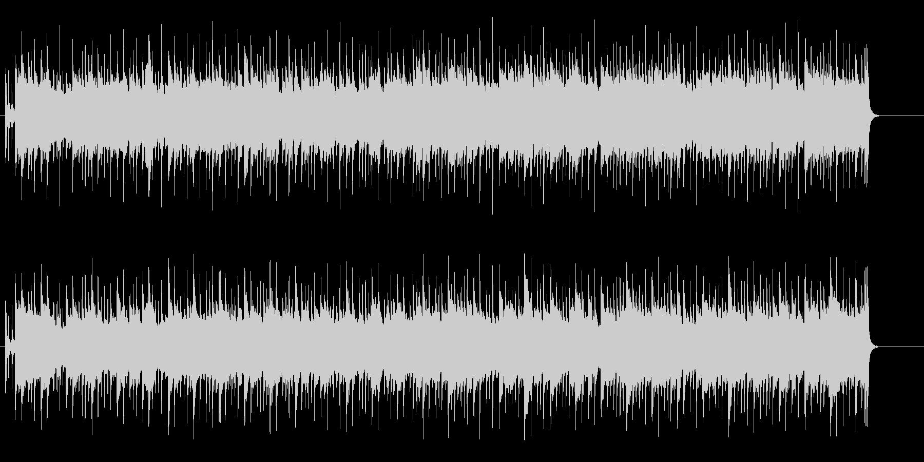 ヒューマンなロッカ・バラードの未再生の波形