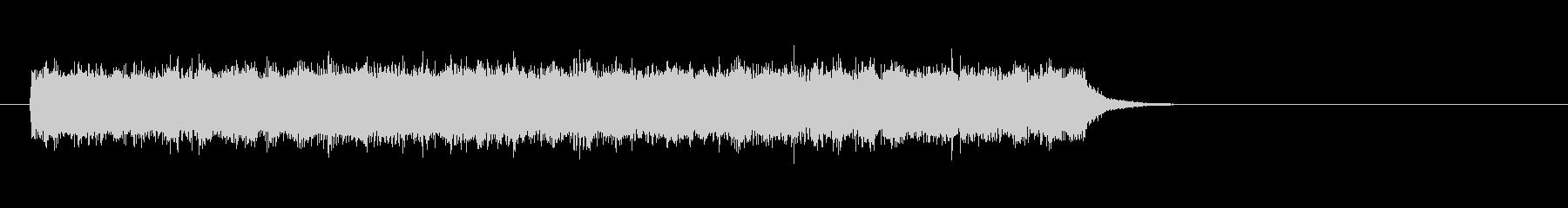 テーマ15:オルガンの未再生の波形