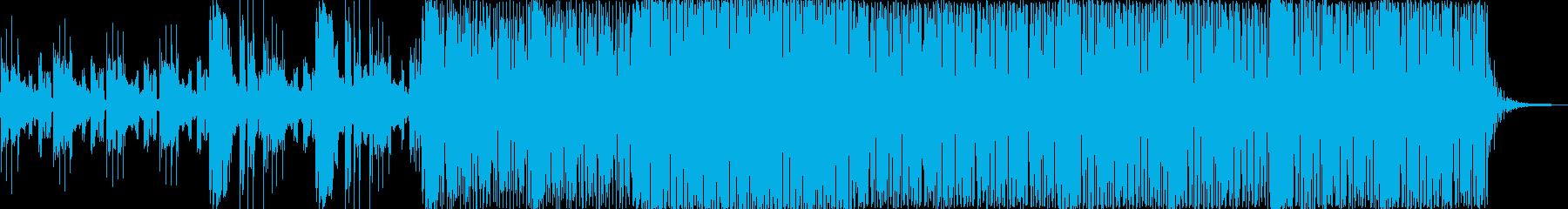 宇宙系近未来プラネタリウムエレクトロニカの再生済みの波形