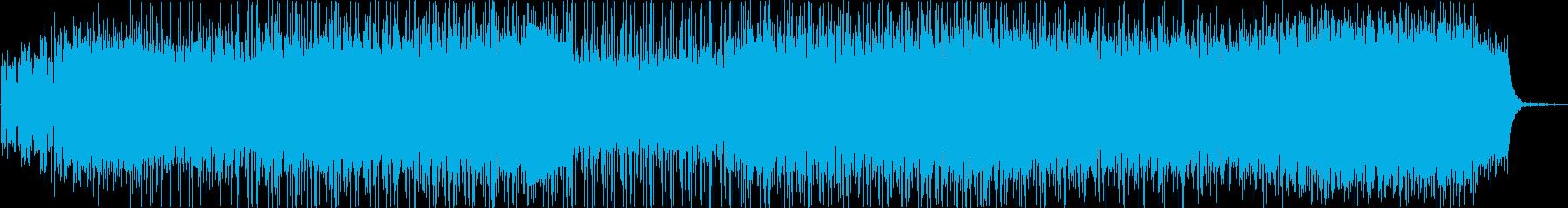 80年代のサウンドとシンセ。夢のよ...の再生済みの波形