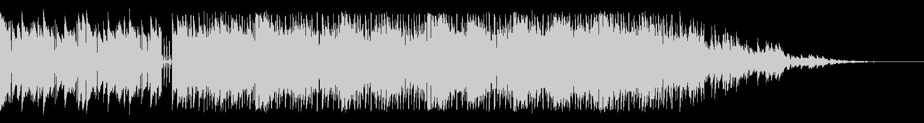 動画 サスペンス 説明的 クール ...の未再生の波形