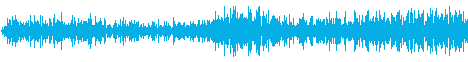 気味の悪いデータ摩擦の再生済みの波形