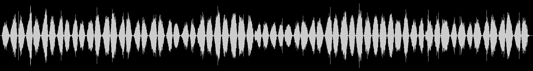 サンドペーパー:木材のミディアムサ...の未再生の波形