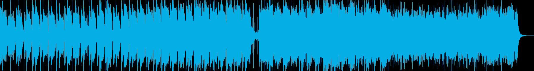 生演奏アコギ 企業VPや感動映像 CMにの再生済みの波形