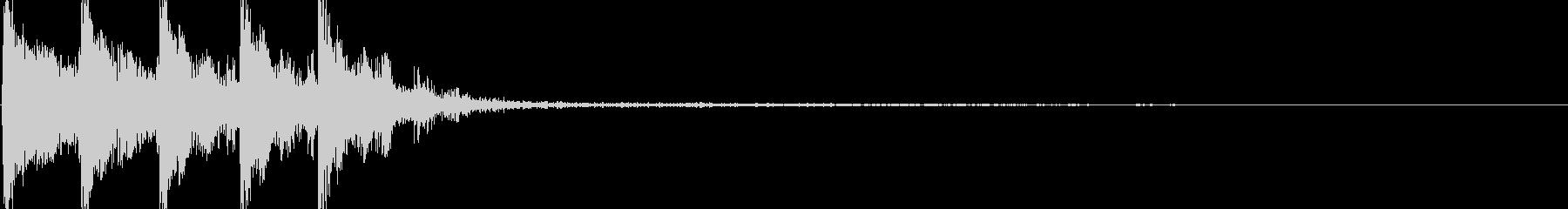【戦場・戦争】 銃_107 だだだっ!!の未再生の波形