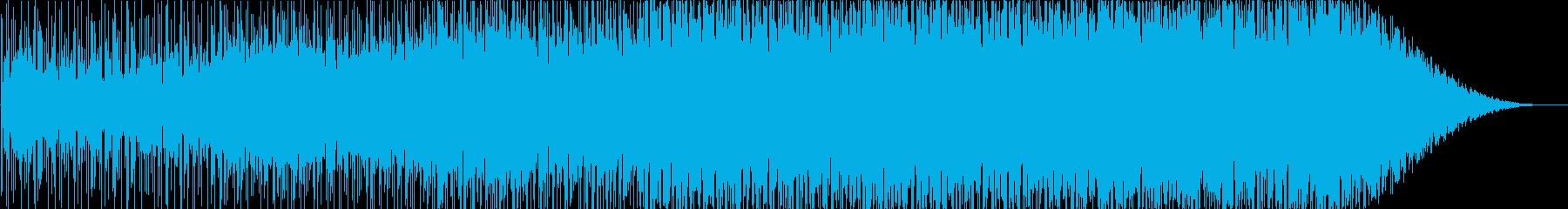Ultramontaneの再生済みの波形