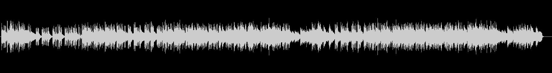 魅惑のトリスターナのオルゴールの未再生の波形