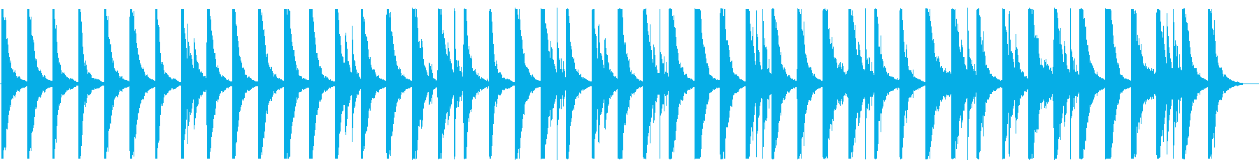キラキラ/エレクトロニカ_No441_2の再生済みの波形