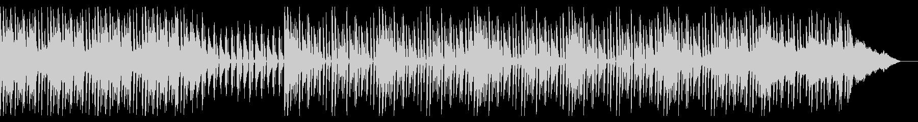 バイオリンメインのトラップミュージックの未再生の波形